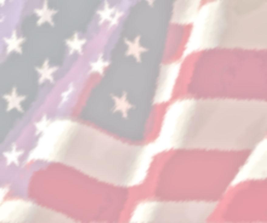 Patriotic flag of United States of America 879x735