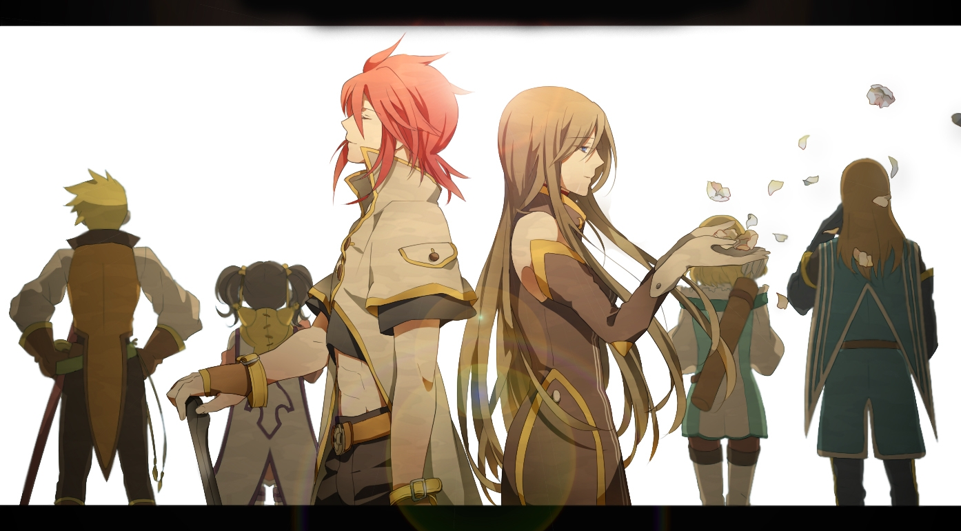 Tales of the Abyss Wallpaper 1   Tales of the Abyss Wallpaper 1394x770