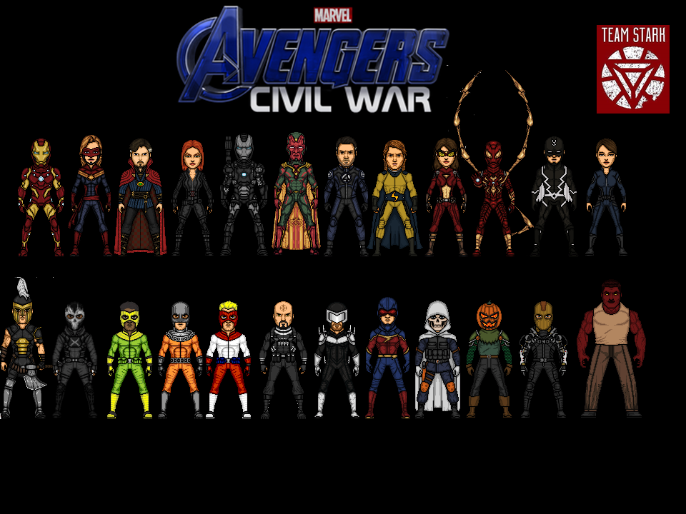 The Avengers Civil War Pro Register Earth 1708 by GaleRodrick17 on 960x720