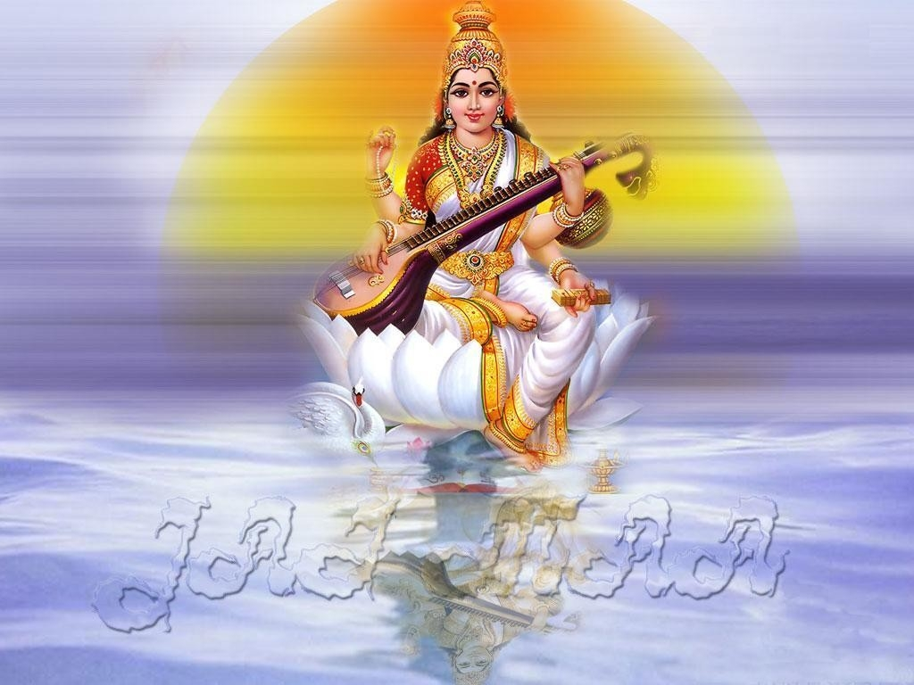 ImagesMaa Saraswati PicturesGoddess Saraswati WallpapersGoddess 1024x768