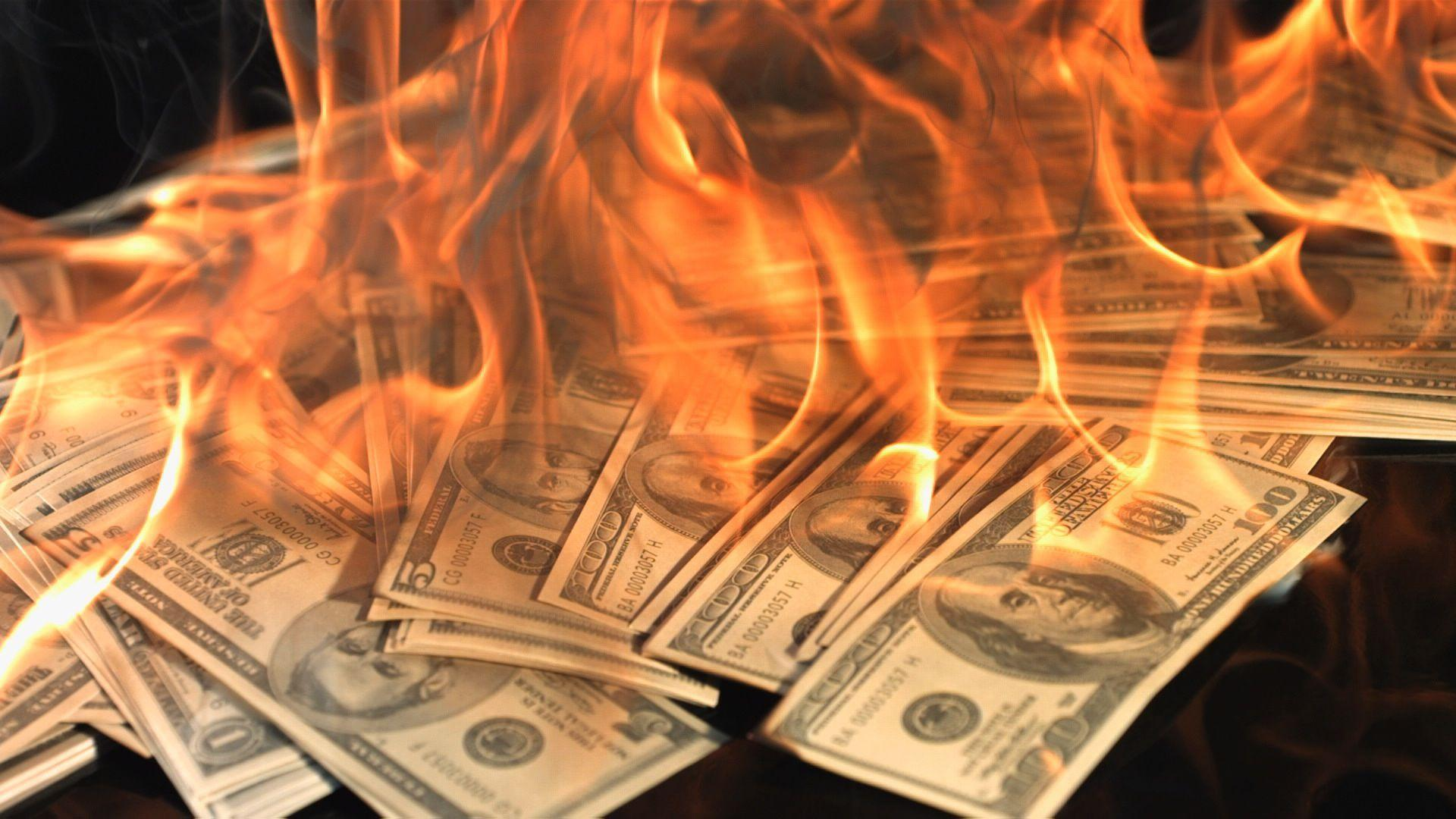 Burning money Live wallpapers for Android   APK Download 1920x1080