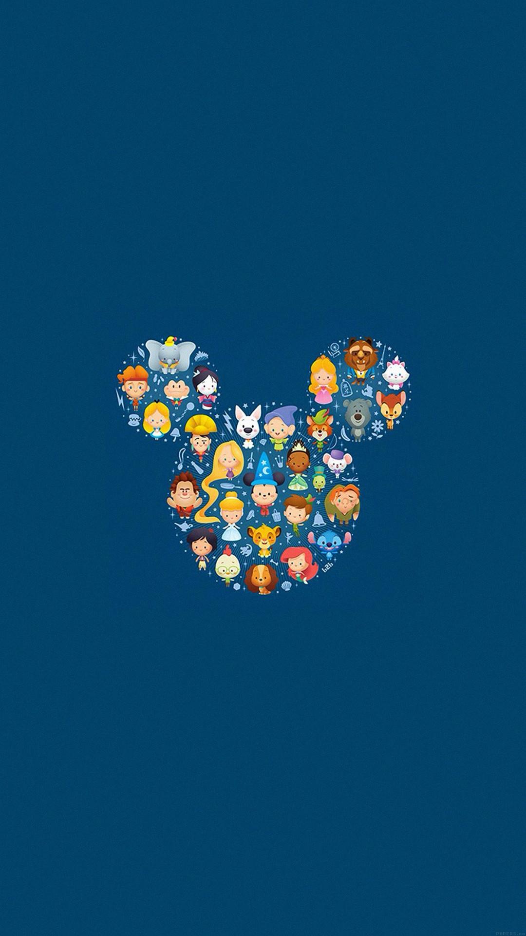 Free Download Disney Art Character Cute Illust Iphone 66s7 Plus