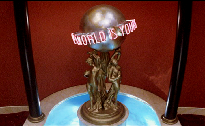 49+] The World Is Yours Wallpaper On WallpaperSafari