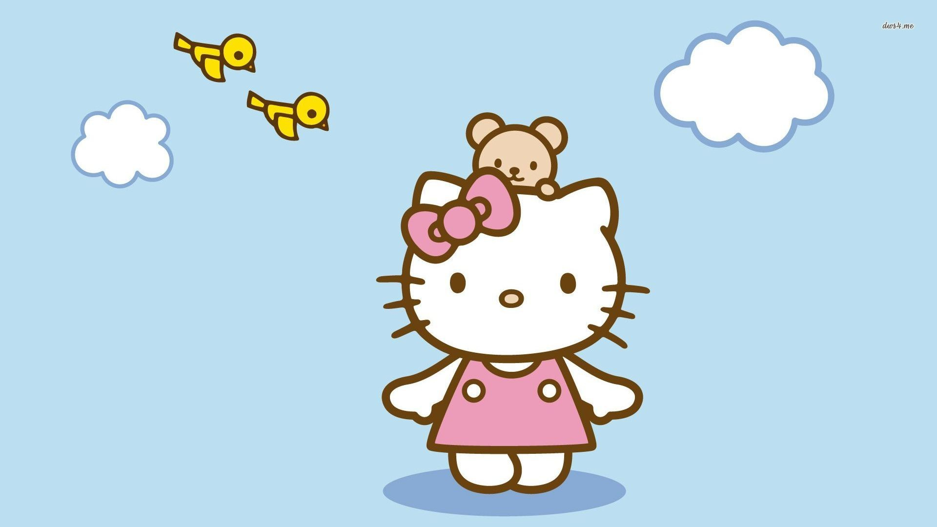 Hello Kitty Wallpaper Hd   Hello Kitty 136995   HD Wallpaper 1920x1080