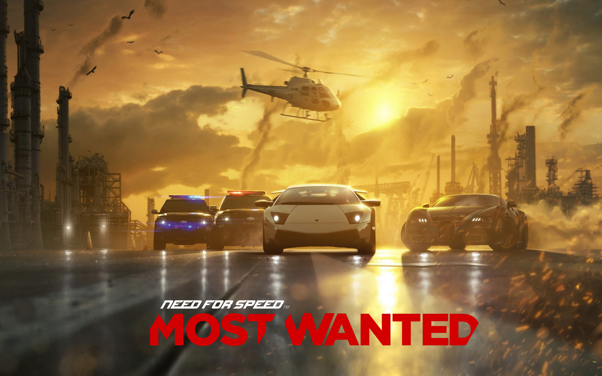 2012 Need for Speed Most Wanted Wallpapers HD Wallpapers 1920x1200