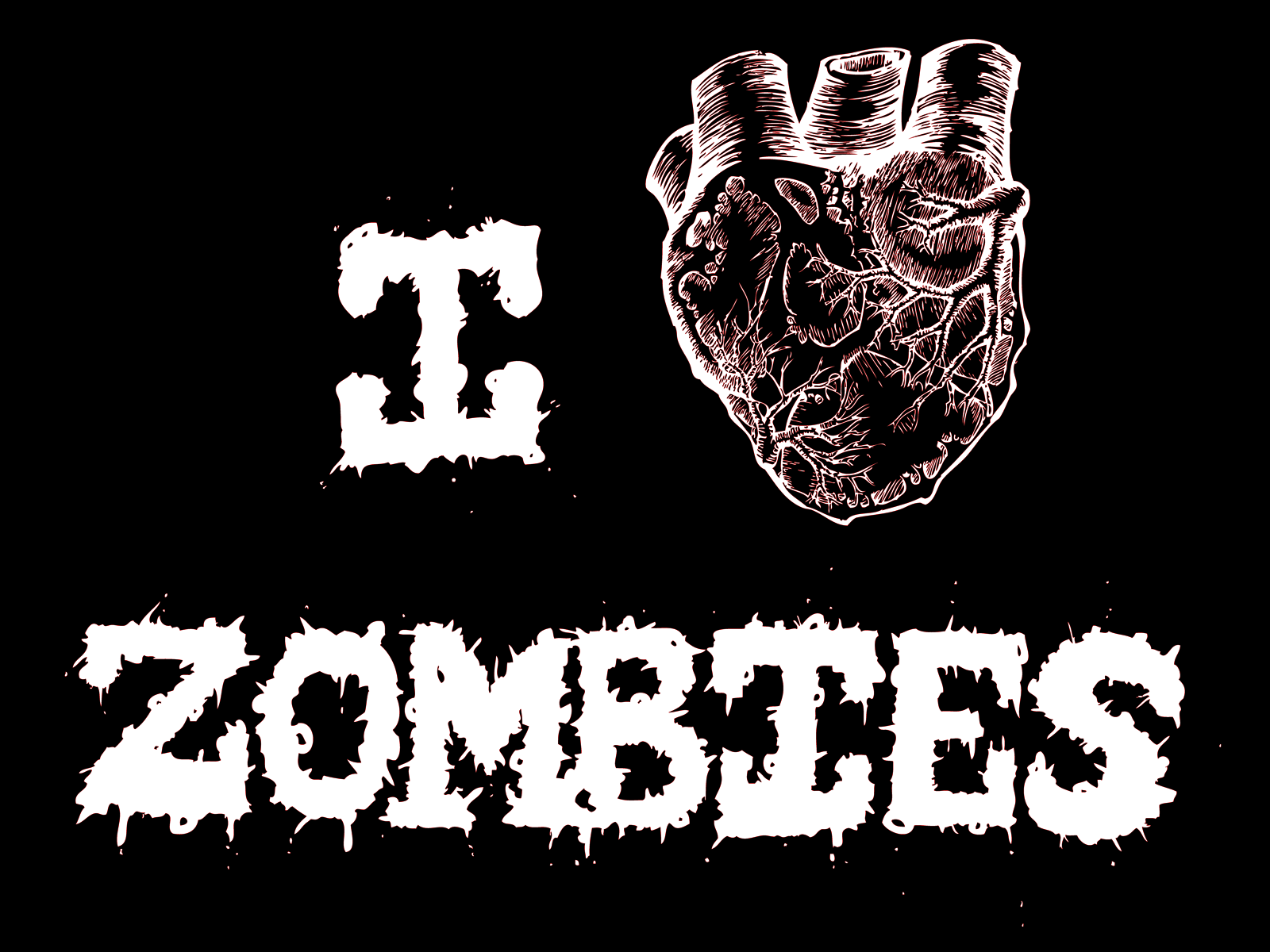 zombie wallpaper HD scary and horror scenery Scary Wallpapers 1600x1200