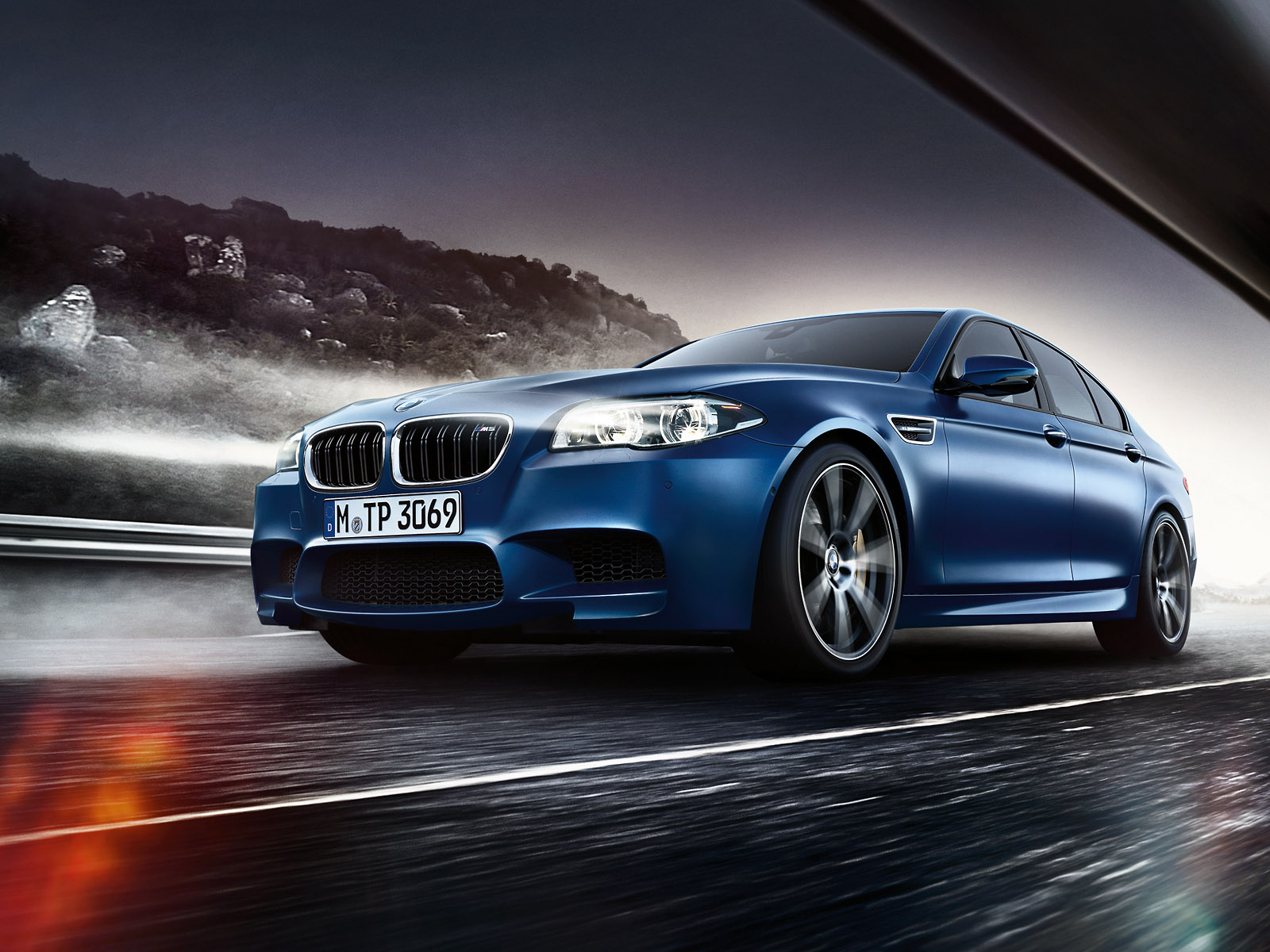 2014 Bmw M5 Competition Package Wallpaper   HD 1600x1200
