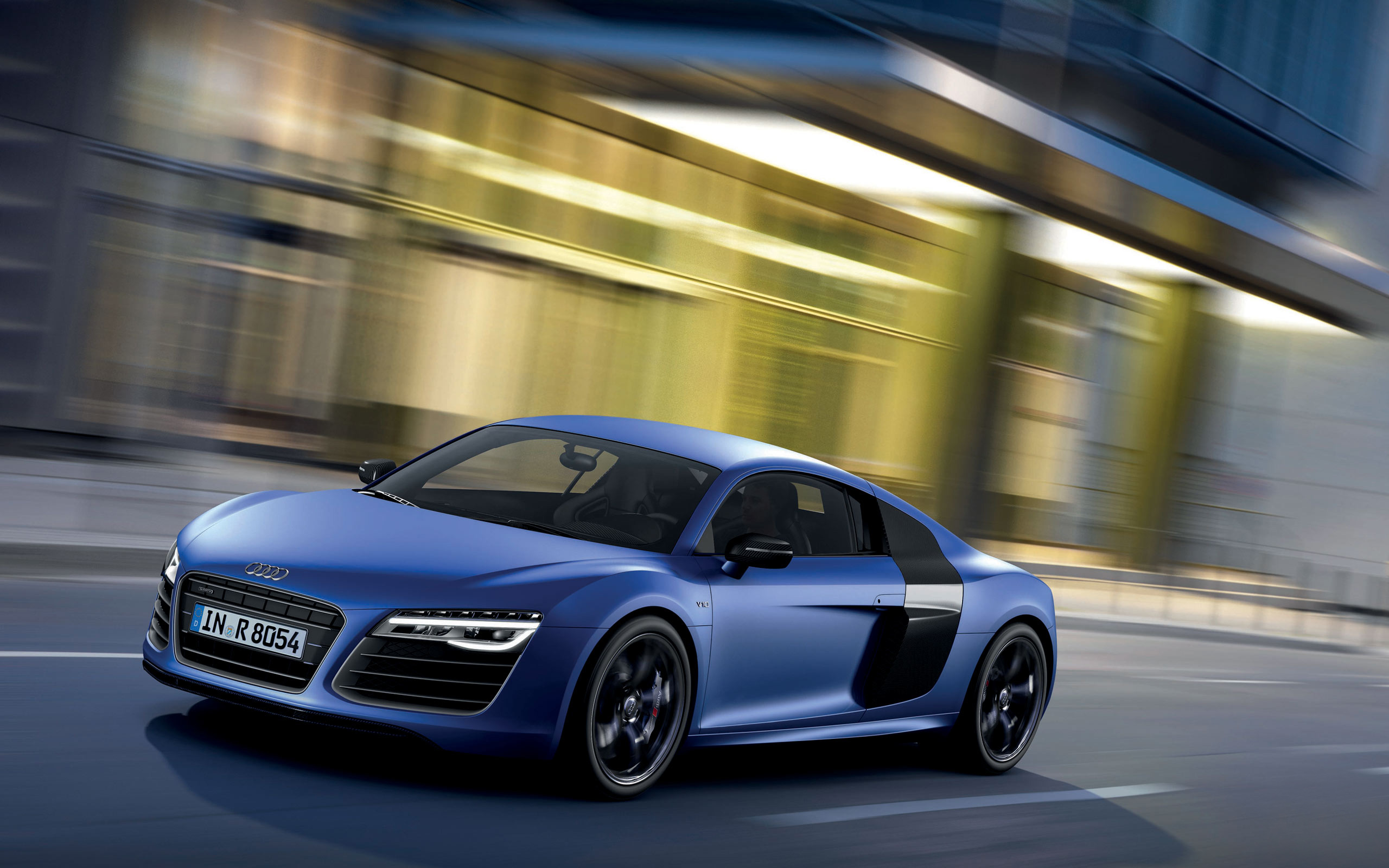Audi R8 V10 Plus 2013 Wallpaper HD Car Wallpapers 2560x1600