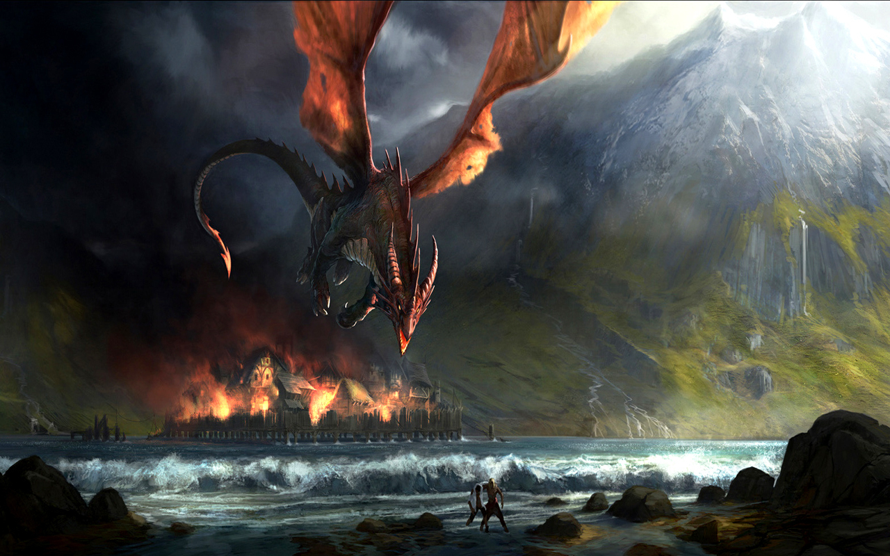 Dragons images Dragon Wallpaper HD wallpaper and background photos 1280x800