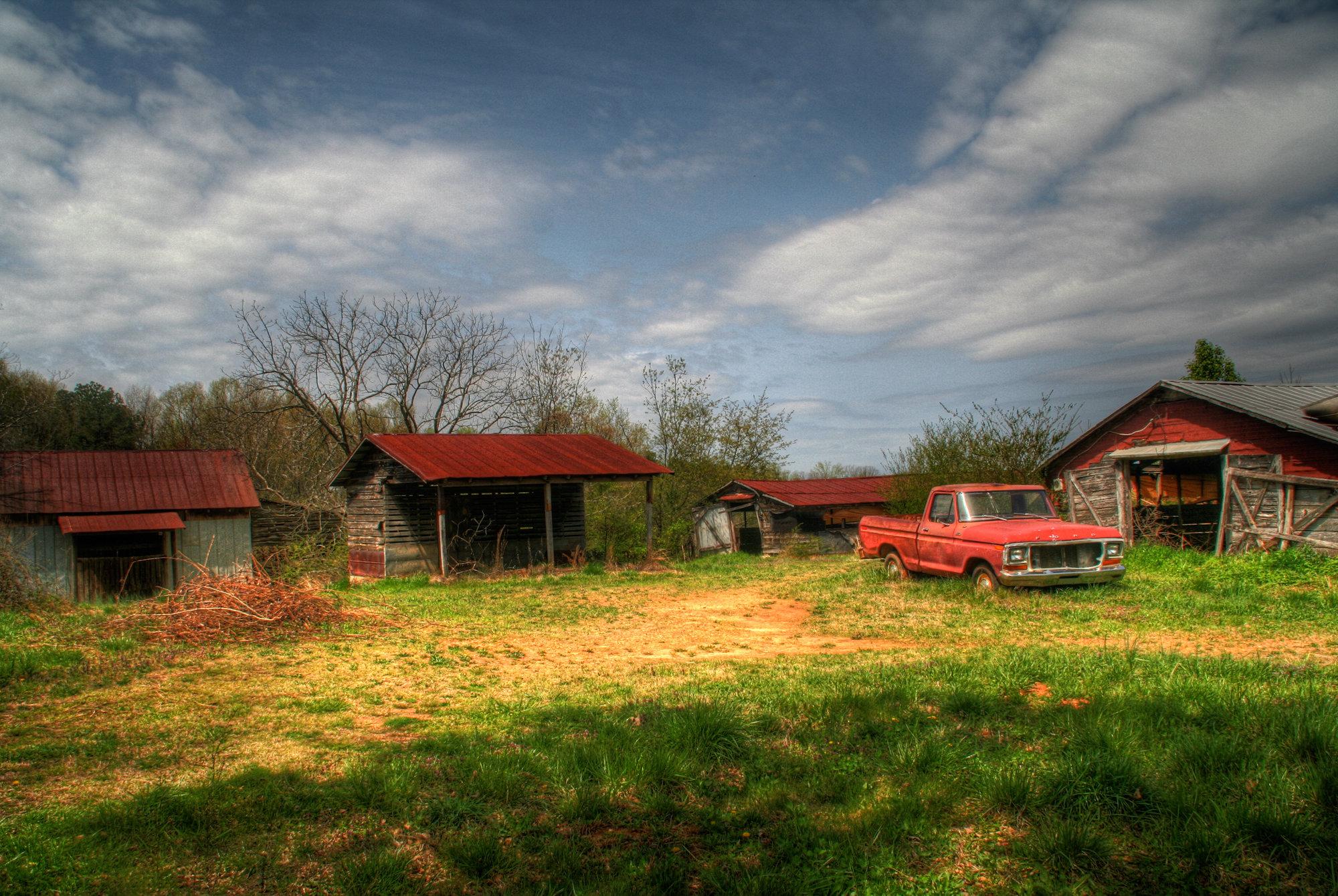American Farm by PSRADICH 2000x1340