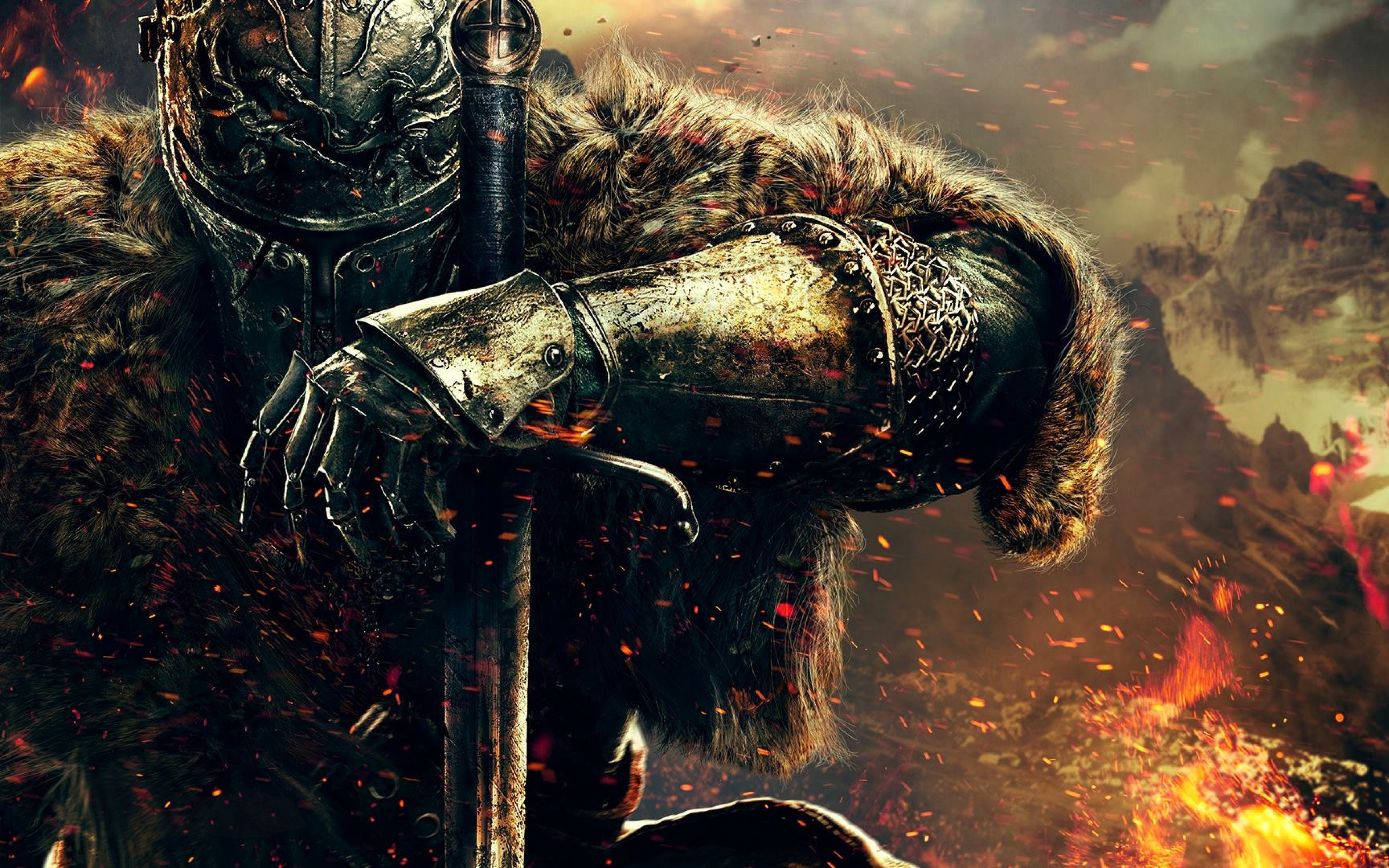 Dark Souls 2 4K Game Wallpaper 4K Wallpaper   Ultra HD 4K Wallpapers 3840x2400