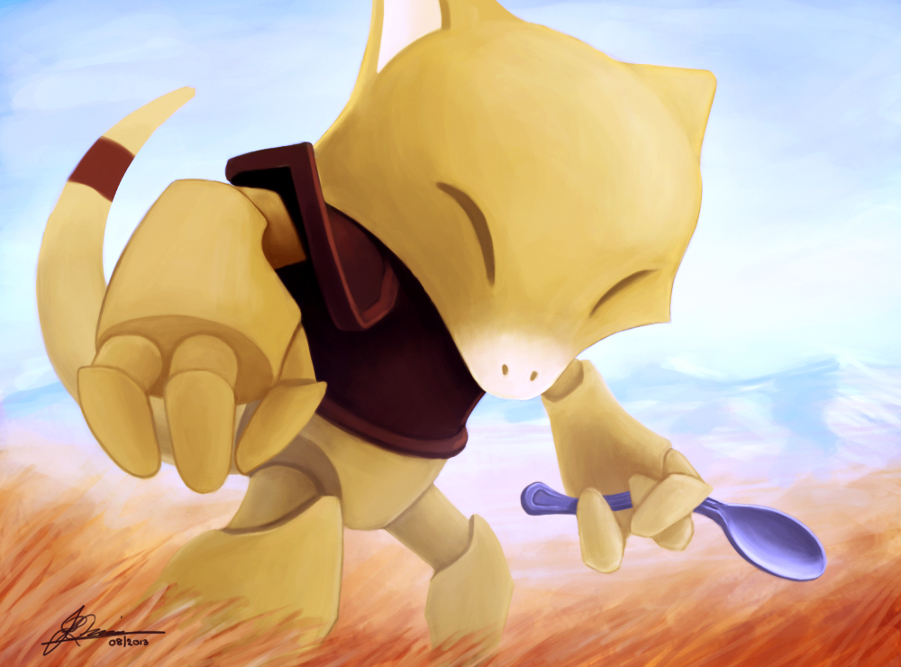 Abra Wallpaper wwwimgkidcom   The Image Kid Has It 1000x740