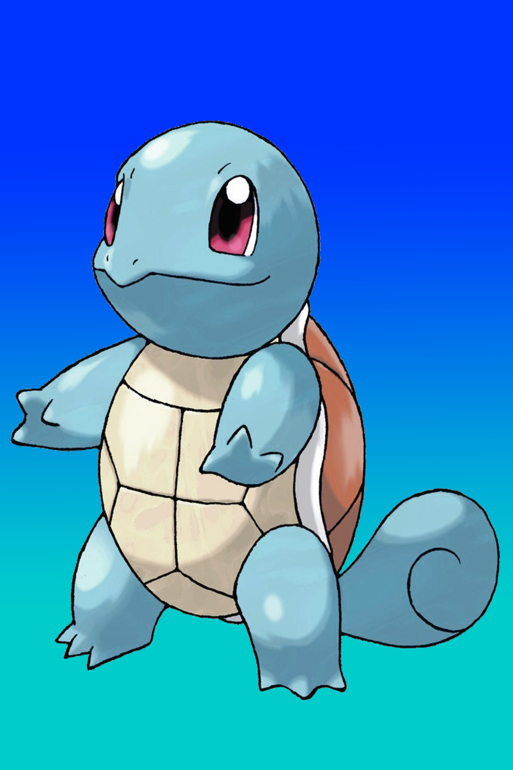 Squirtle water 10