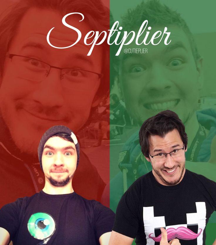 JackSepticEye and Markiplier Games Gamer Cosplay Markiplier 736x835