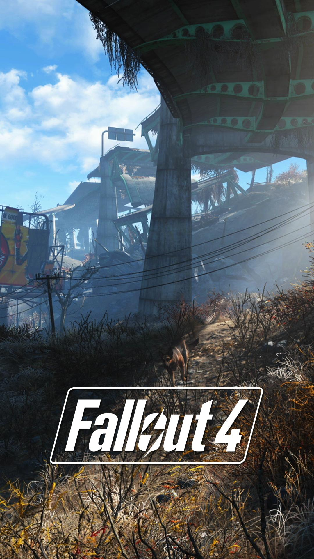 44 Fallout 4 Android Wallpaper On Wallpapersafari