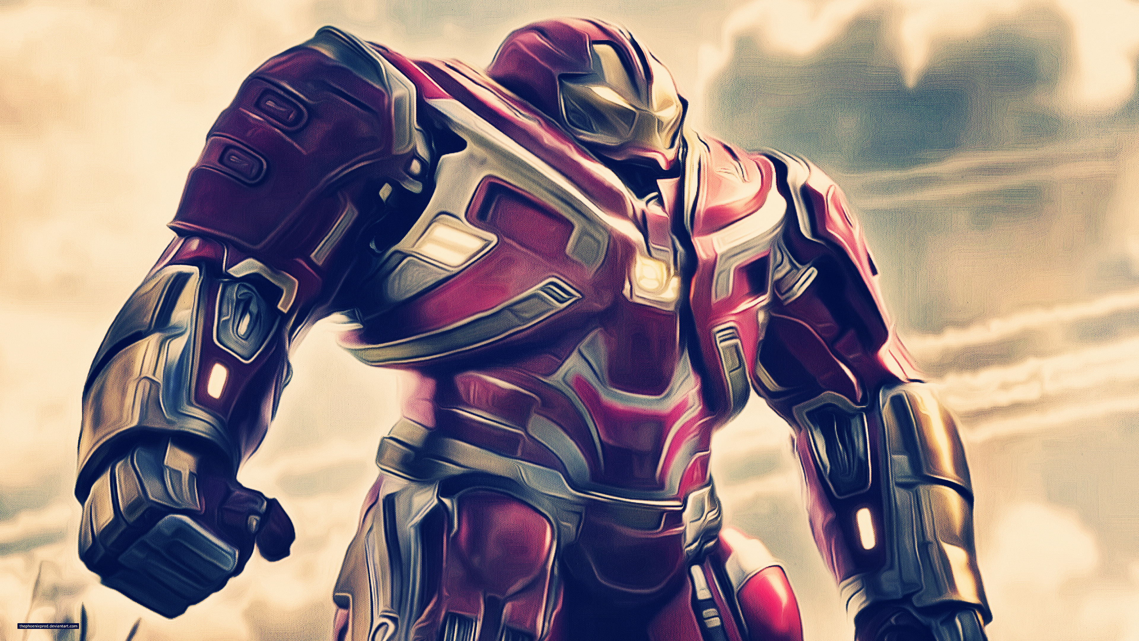 [23+] 4K Marvel Characters Wallpapers on WallpaperSafari