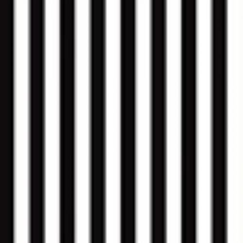 Black And White Striped Wallpaper Designs 500x500