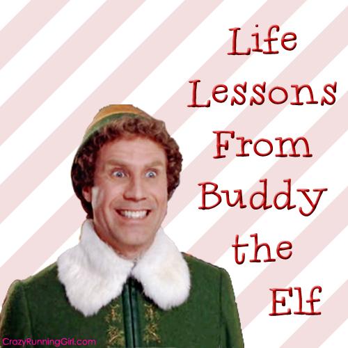 Buddy The Elf Screaming Santa