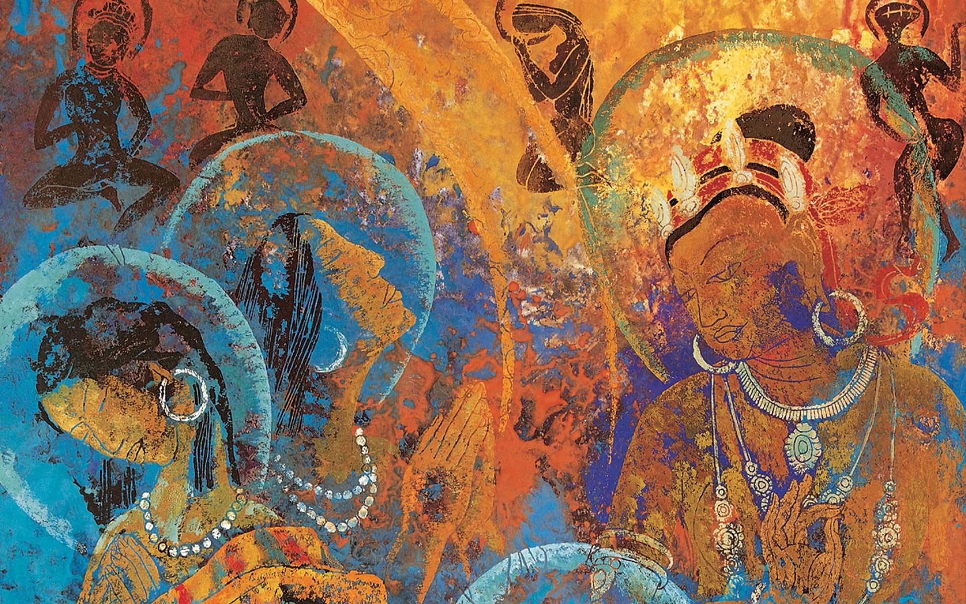 Tibetan Buddhist Art Wallpaper   www.imgkid.com - The ...