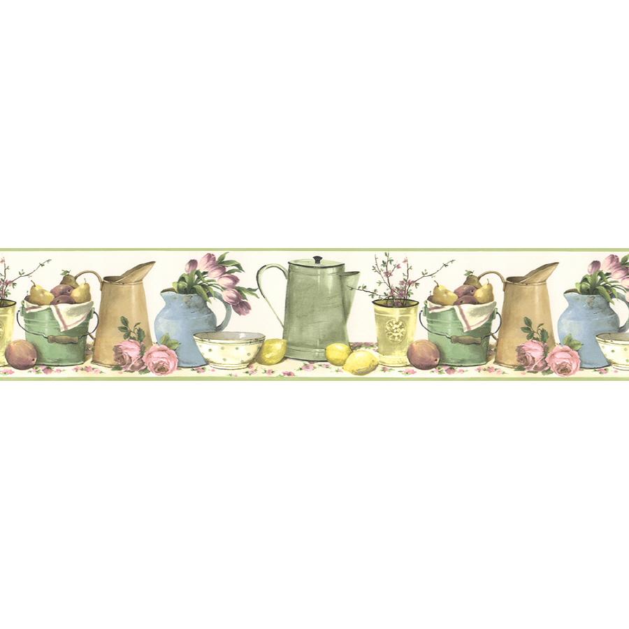 Shop Norwall 7 Picnic Prepasted Wallpaper Border at Lowescom 900x900