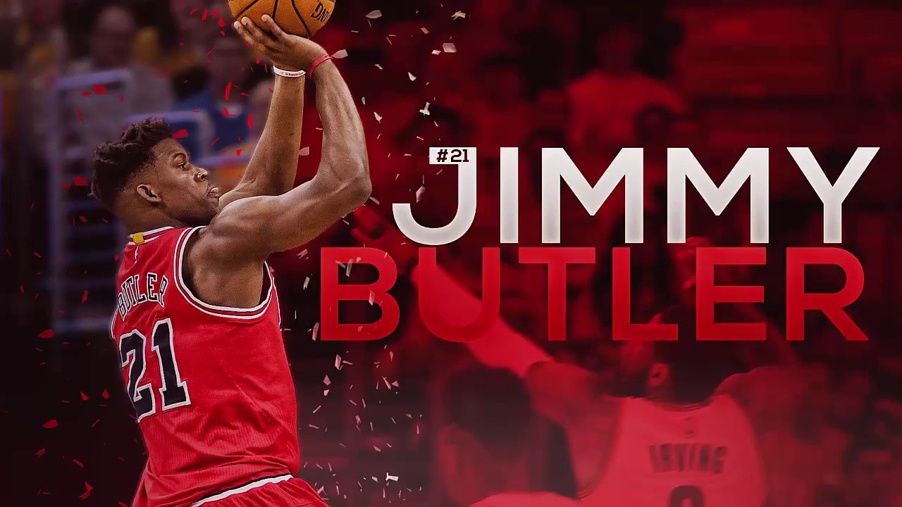 JIMMY BUTLER Wallpaper Download Photoshop CC 1280x720