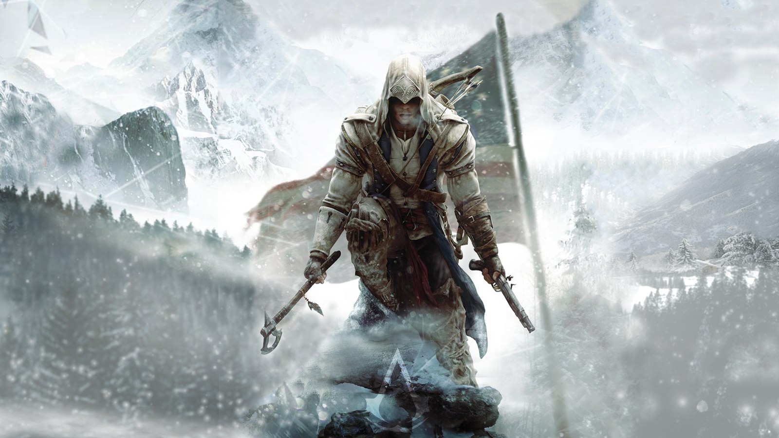 Free Download Assassins Creed 3 Wallpaper By Pablodoogenfloggen