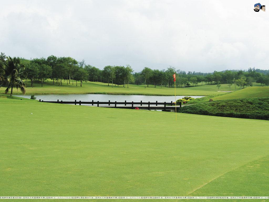 Golf Course Wallpaper 24 1024x768