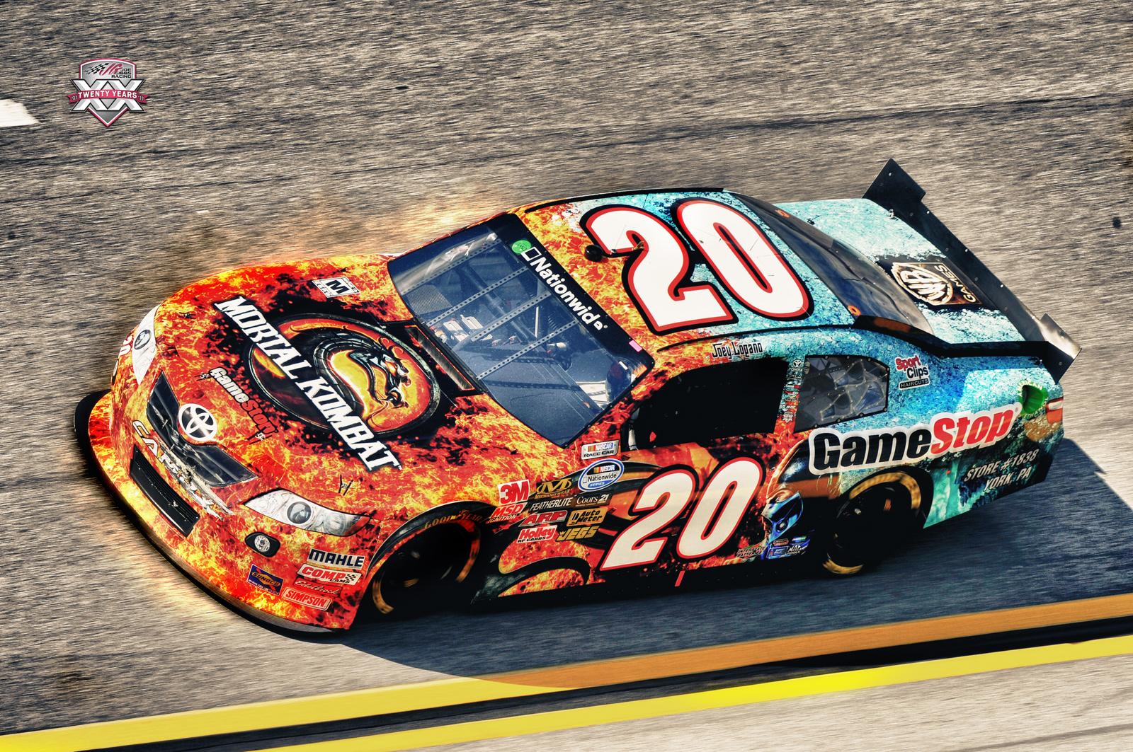 Free Nascar Wallpaper: Free NASCAR Wallpapers For Desktop
