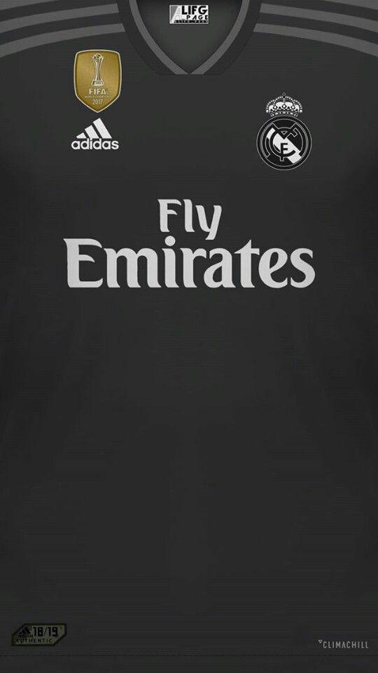 Real Madrid Away Kit 20182019 Real Madrid CF Real madrid 540x960