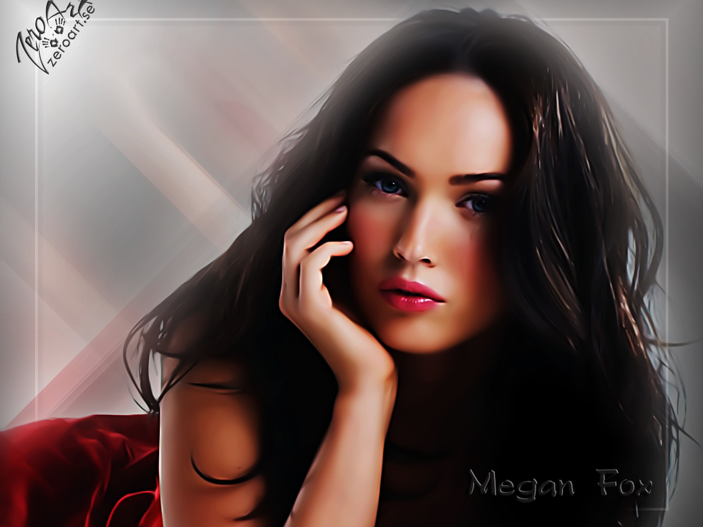 Megan Fox Wallpaper   Megan Fox Wallpaper 18576604 1024x768