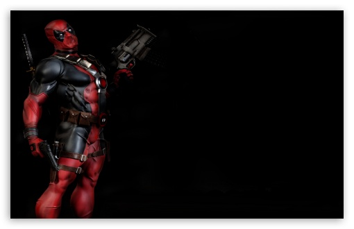 Deadpool The Video Game HD wallpaper for Standard 43 54 Fullscreen 510x330