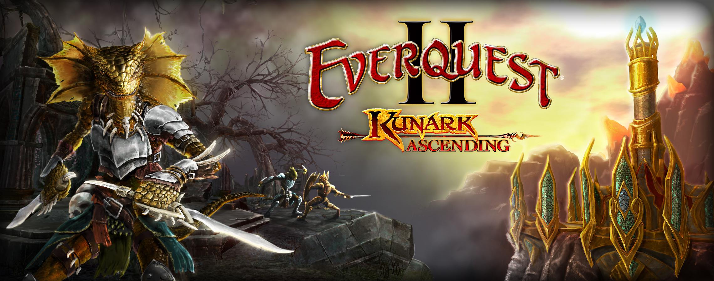 Pre Order Kunark Ascending Today EverQuest II 2280x900