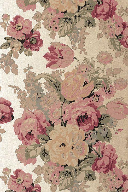 Zoffany Bedroom Wallpaper