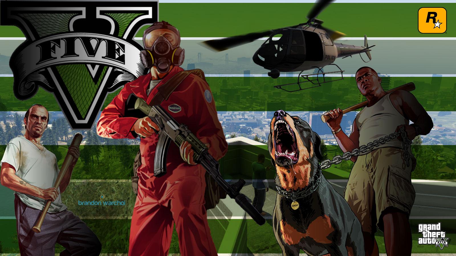Gta 5 Wallpaper WarSchaff Gaming 1600x900