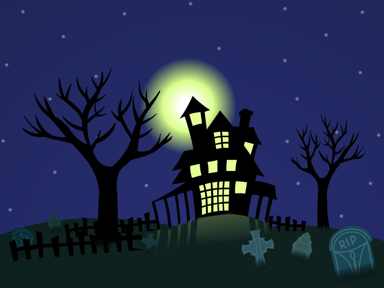 halloween desktop wallpaper animated   wwwwallpapers in hdcom 1600x1200