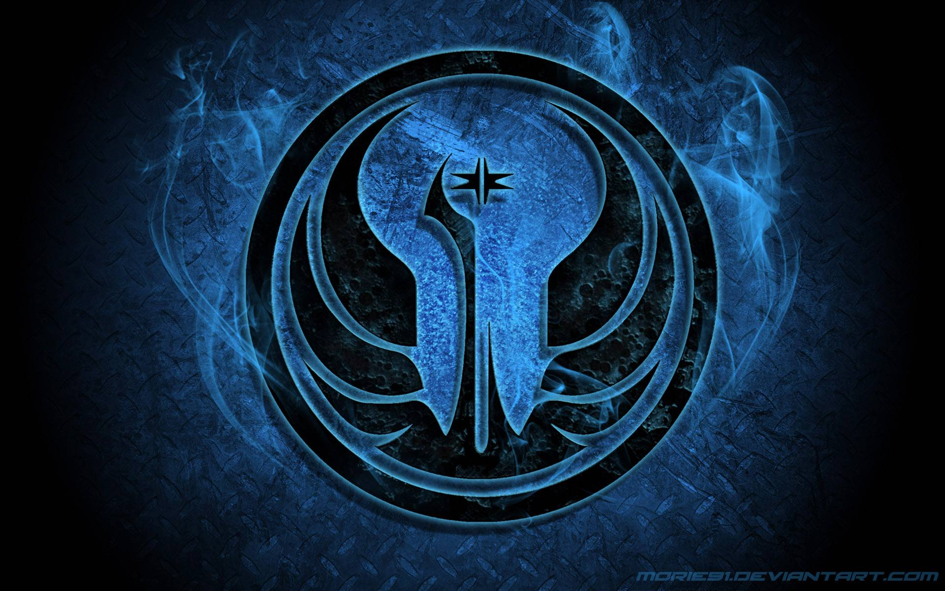 The Old Republic Logo The Symbol for Peace and prosperity trhoughout 1920x1200