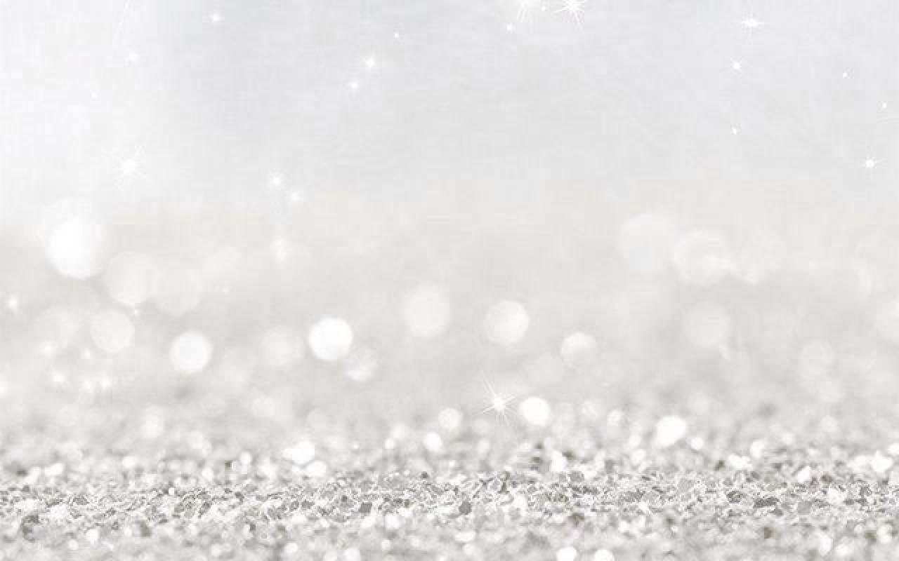 Silver Glitter Wallpaper Wallpapersafari