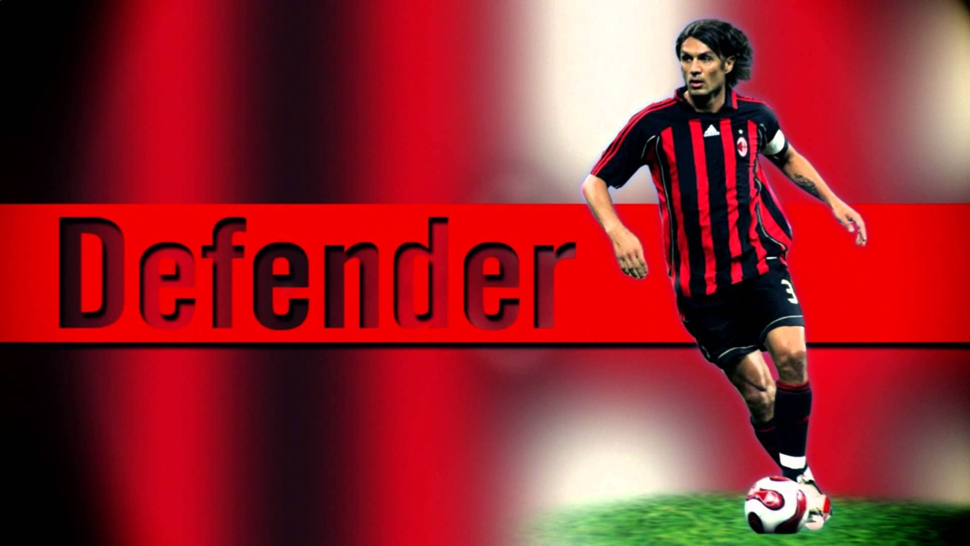 Fresh Paolo Maldini Wallpapers Soccer Wallpaper 1920x1080