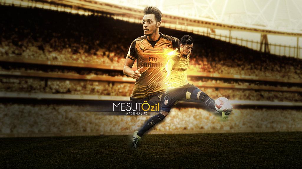 Free Download Mesut Ozil 20152016 Wallpaper By