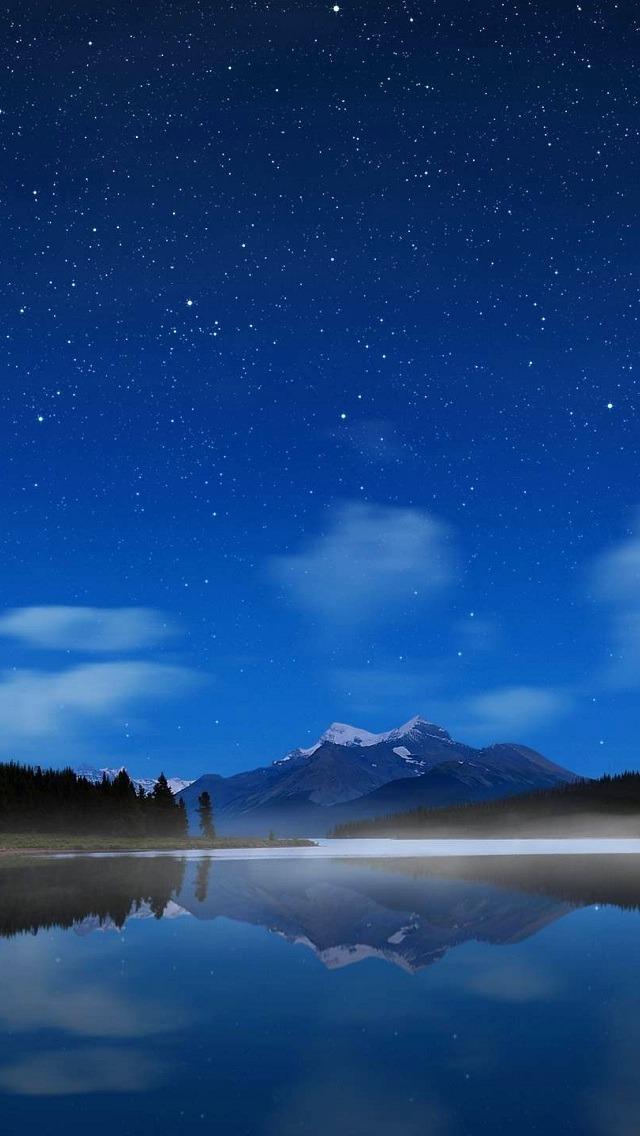 Night Snow Wallpaper Background Wallpapersafari