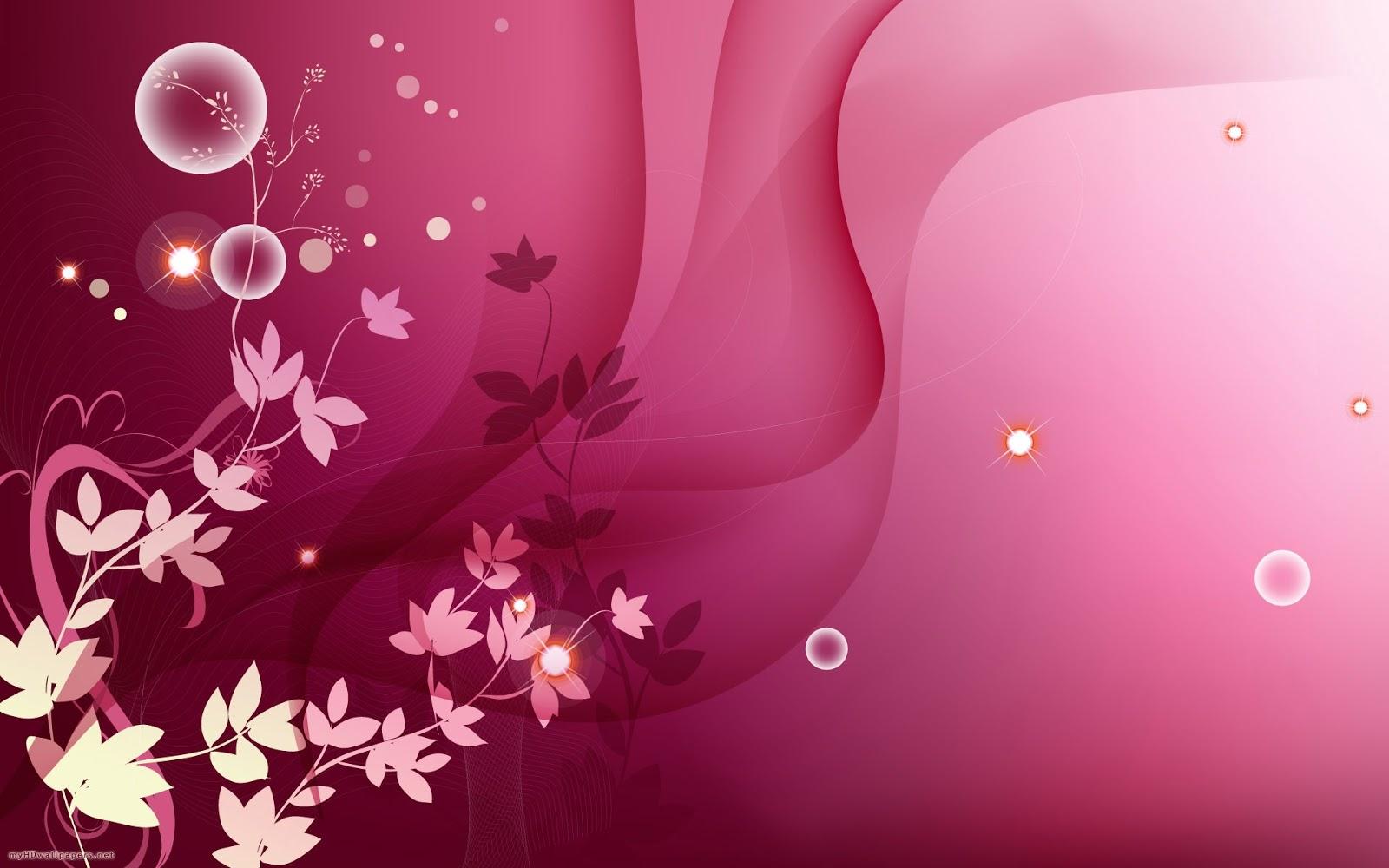 Pink Background HDComputer Wallpaper Wallpaper 1600x1000