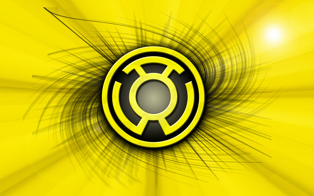 yellow lantern logo - HD 1280×800
