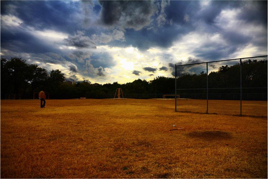 Softball Field Wallpaper Softball in an amber field by 900x600