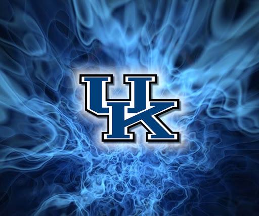 Kentucky Wildcats Uk Logo Wall Decorations 512x427