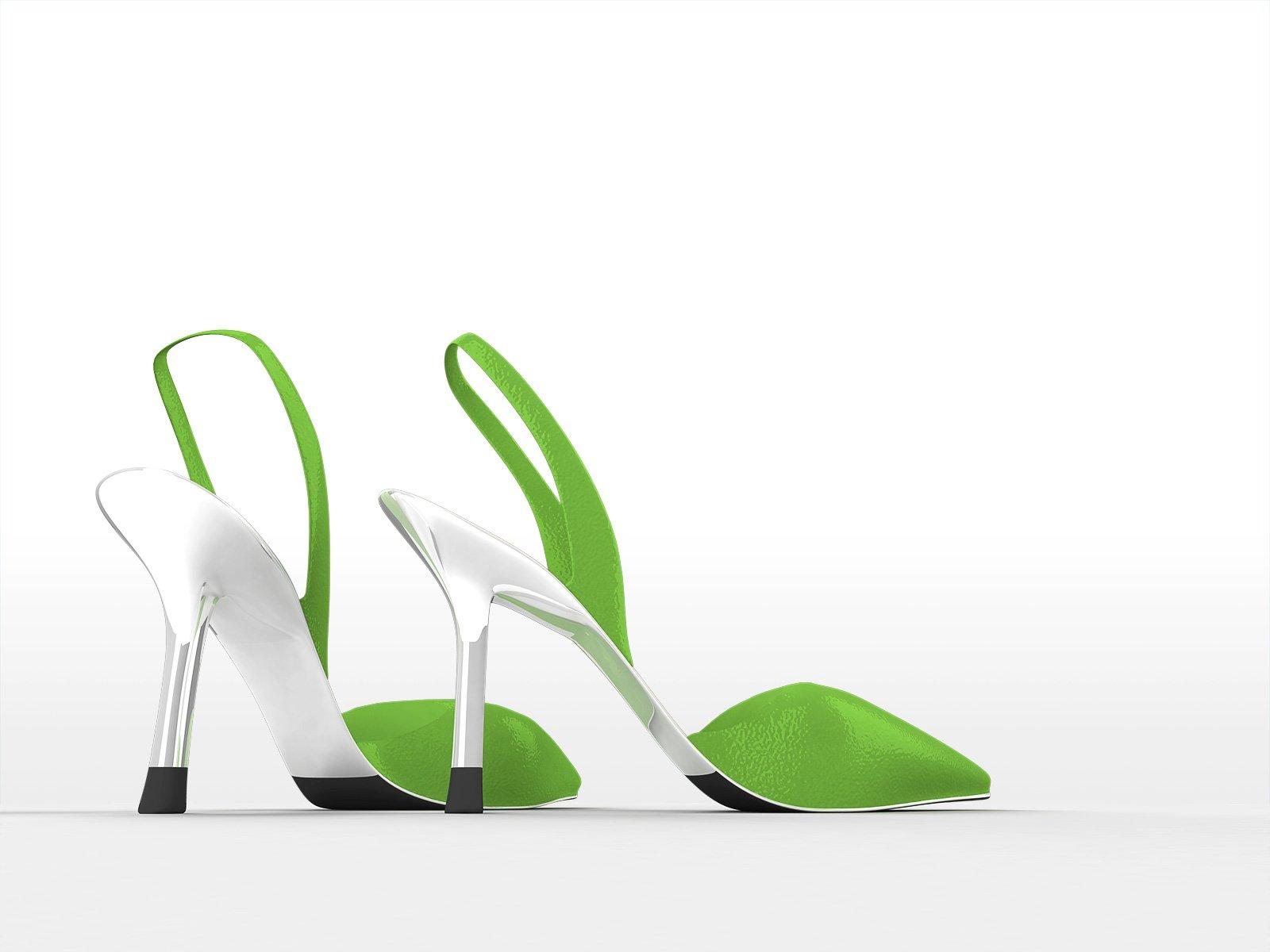 1600x1200 Green shoes desktop PC and Mac wallpaper 1600x1200