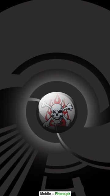 Download For Mobile Phone Background Pirate Skull From Category Auto 360x640