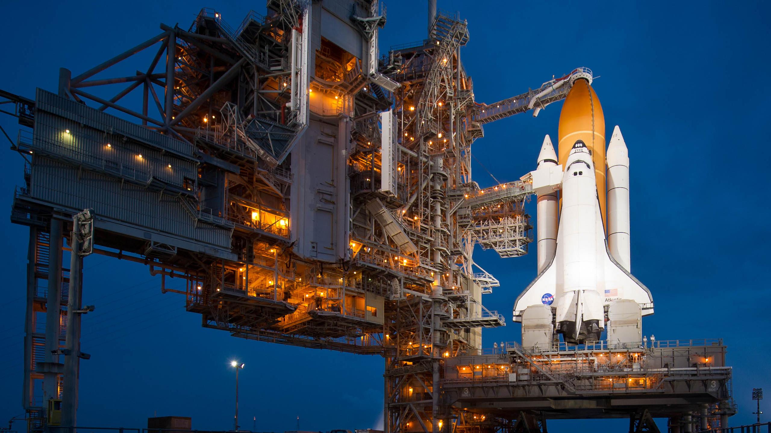 Space Shuttle Wallpaper 2560x1440 Space Shuttle NASA 2560x1440