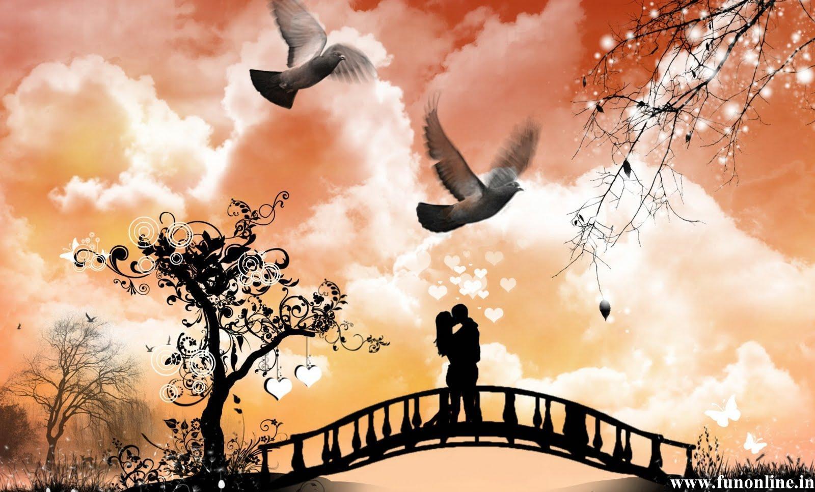420 Koleksi Love Romantic Cute Wallpaper HD Terbaik