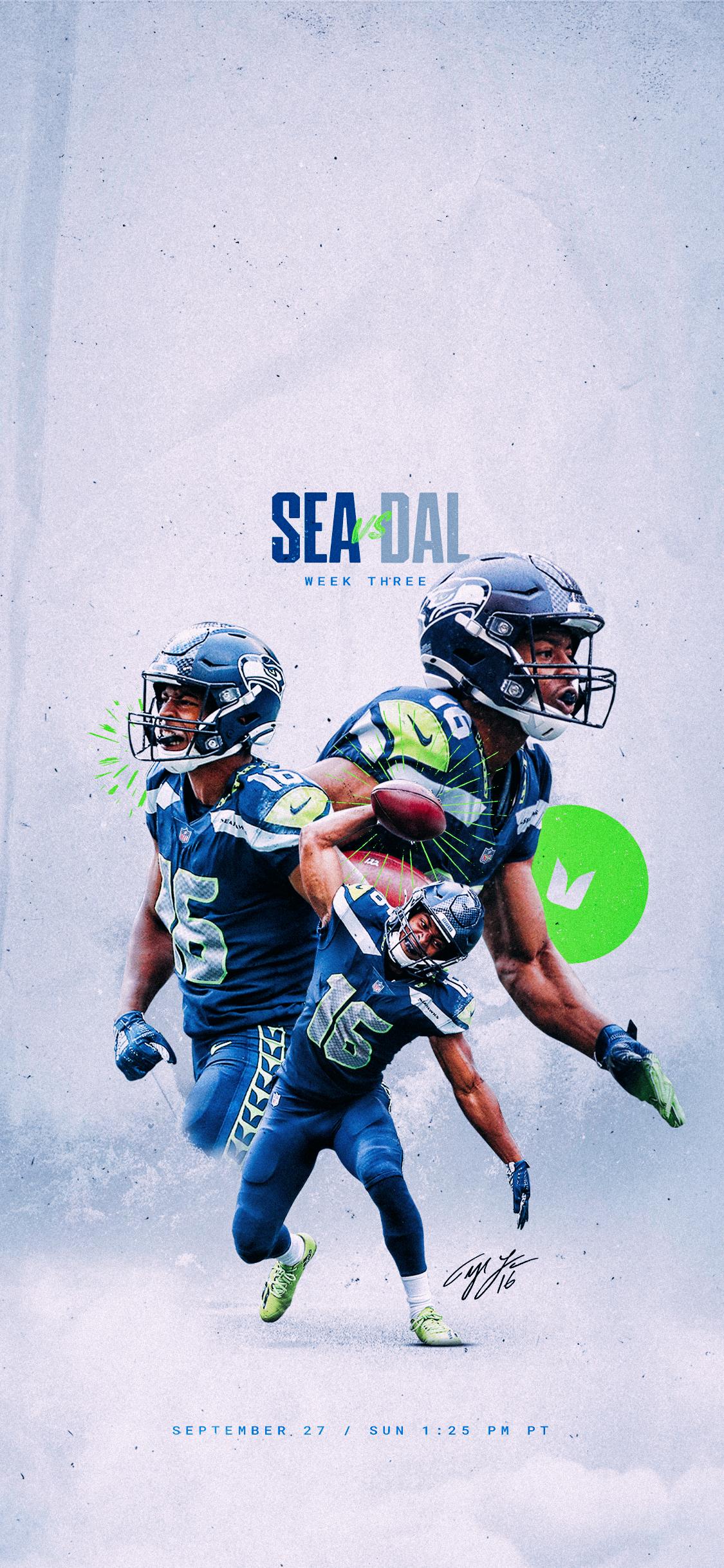 Seahawks Mobile Wallpapers Seattle Seahawks seahawkscom 1125x2436