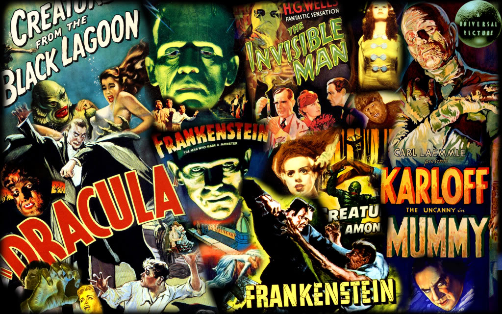 Universal Monsters Desktop Wallpaper Wallpapersafari